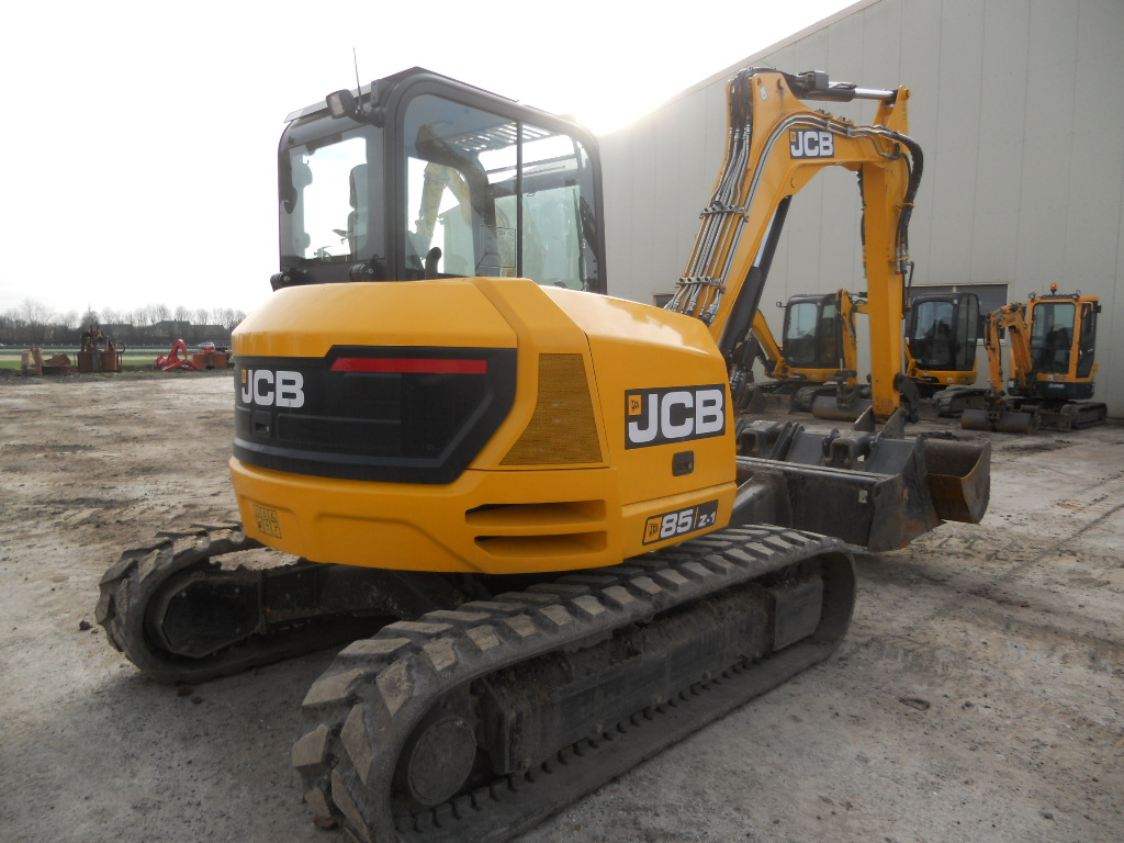 mini pelle jcb 85 z1 occasion
